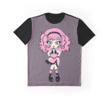 Cotton Candy Girl by Lolita Tequila Graphic T-Shirt