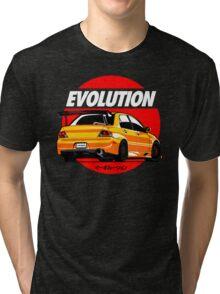 LANCER EVOLUTION VIII Tri-blend T-Shirt