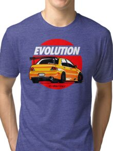 LANCER EVOLUTION VIII Tri-blend T-Shirt