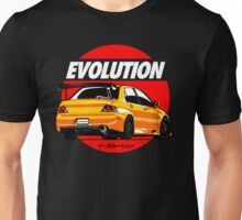 LANCER EVOLUTION VIII Unisex T-Shirt