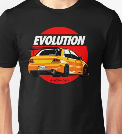 LANCER EVOLUTION VIII Unisex T-Shirt