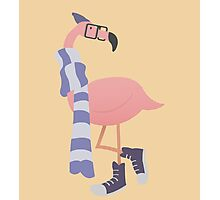 FlaminGOGOGO Photographic Print