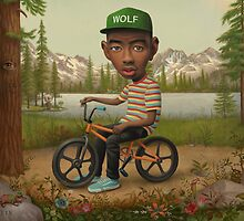 Tyler The Creator - Wolf by RoBoPaPeR