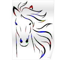 Equine Poster