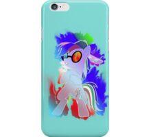 Rainbow Dash PON3 Design iPhone Case/Skin