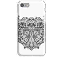 Mandala Mask iPhone Case/Skin