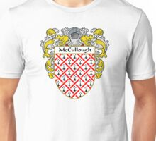 McCullough Coat of Arms/Family Crest Unisex T-Shirt