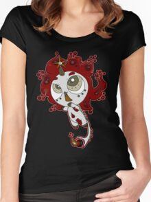 Firecorn by Lolita Tequila Women's Fitted Scoop T-Shirt