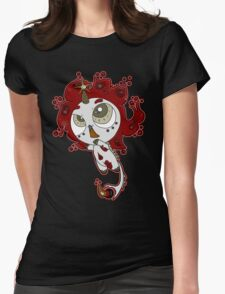 Firecorn by Lolita Tequila Womens Fitted T-Shirt