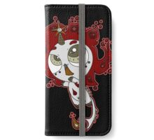 Firecorn by Lolita Tequila iPhone Wallet/Case/Skin