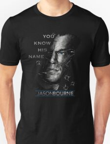 Jason Bourne Unisex T-Shirt
