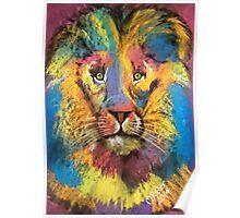 Guardian Lion Raoul  Poster