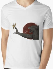 'Reach'- Onyx Art Studios Mens V-Neck T-Shirt