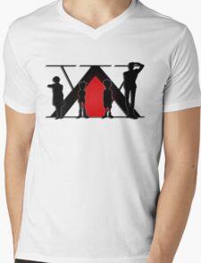 Hunter x Hunter Mens V-Neck T-Shirt