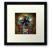 Summer Kachina Framed Print