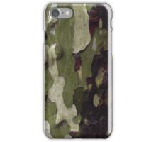 Plane tree, Collins Street iPhone Case/Skin