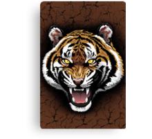The Tiger Roar Canvas Print