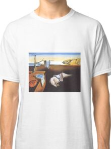 The Persistence of Memory by  Salvador Dali  Classic T-Shirt