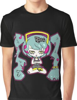 Hairy Metal by Lolita Tequila Graphic T-Shirt