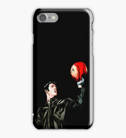 Red Hood - The Lost Days iPhone Case/Skin