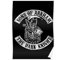 Sons Of Arkham The Dark Knight Poster