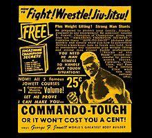 Fight! Wrestle! Jiu-Jitsu! by pixel-city