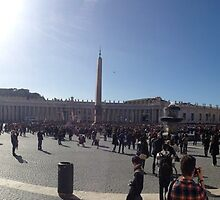 The Vatican  by Ryan Northover