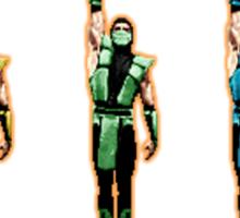 Ninjas of Domination Sticker