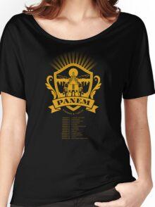 PANEM Women's Relaxed Fit T-Shirt