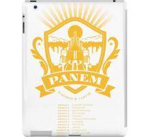 PANEM iPad Case/Skin