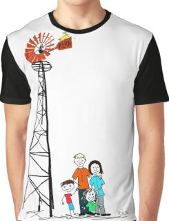Just Add Wind Graphic T-Shirt