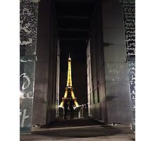 Paris - The City of Love Photographic Print