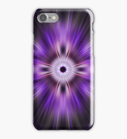 Purple Seer iPhone Case/Skin
