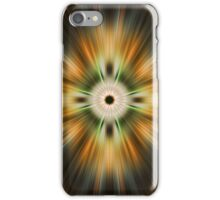 Orange Seer iPhone Case/Skin