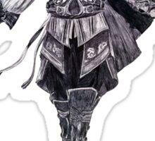 Ezio Auditore Da Firenze Sticker