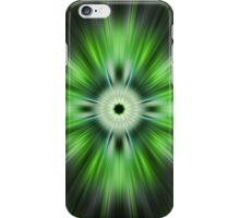 Green Seer iPhone Case/Skin