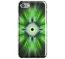 Green Seer iPhone Case/Skin