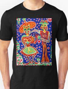 Mrs Cat and Mr Dog T-Shirt