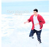 Cory Monteith by iheartcory