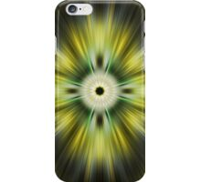 Yellow Seer iPhone Case/Skin