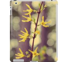 Yellow Flower (Art Photo) iPad Case/Skin