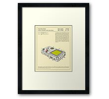 COMPACT VIDEO GAME SYSTEM (1993) Framed Print