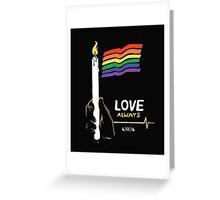 Love Always Greeting Card