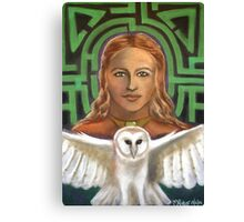 Willow 'Spirit Guide' Canvas Print