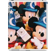 Sorcerer Mickey iPad Case/Skin