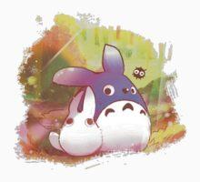 Totoro II by CopperChoc