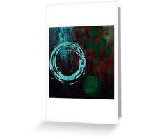 Urban Decay II Greeting Card