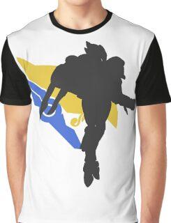 Pharah Minimalist - Remade Graphic T-Shirt
