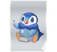 Birdy Gamer Poster
