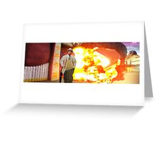 Doctor Who - 7th Doctor Greeting Card